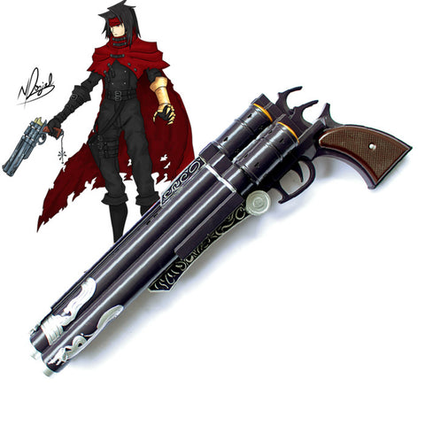 Final Fantasy VII - Vincent's Cerberus Gun