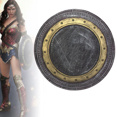 DC Wonder Woman - Wonder Woman's Shield (LARP Friendly)