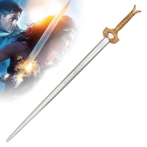 "DC Wonder Woman - Wonder Woman's ""God Killer"" Sword (LARP Friendly)"