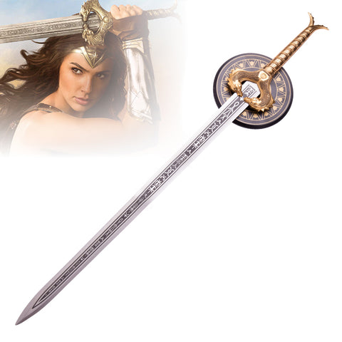 Wonder Woman - Wonder Woman's God Killer Sword (Long Variant)