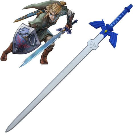 The Legend of Zelda - Link's Master Sword (LARP Friendly)