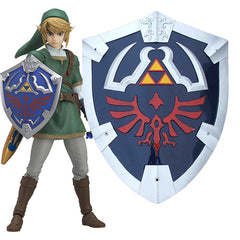 The Legend of Zelda - Link's Hylian Shield (LARP Friendly)