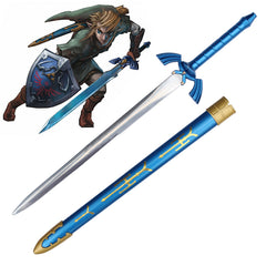 The Legend of Zelda - Link's Master Sword (with Sheath) Letter Opener