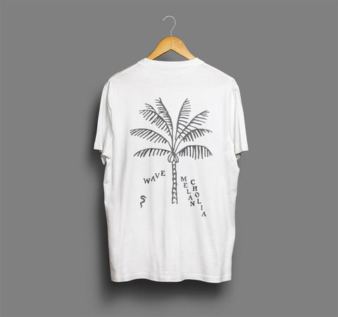 Wave Melancolia - Limited Tee White