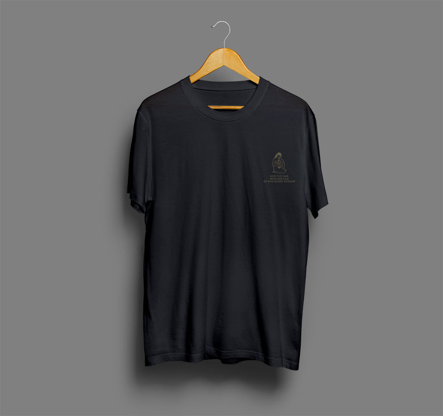 Wave Melancolia - Limited Tee BLK