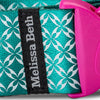 luggage belt, travel organizer