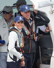 Load image into Gallery viewer, Royals in Grey TeamO inflatable PFD photo at the King's Cup