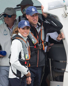 Royals in Grey TeamO inflatable PFD photo at the King's Cup