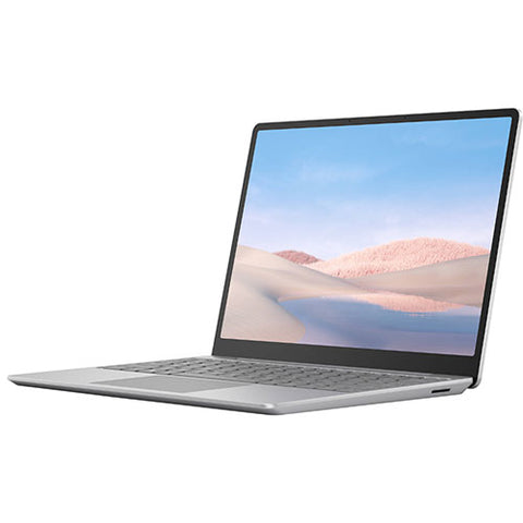 "Microsoft Surface Laptop Go 12.4"" Touchscreen Notebook- 8GB"