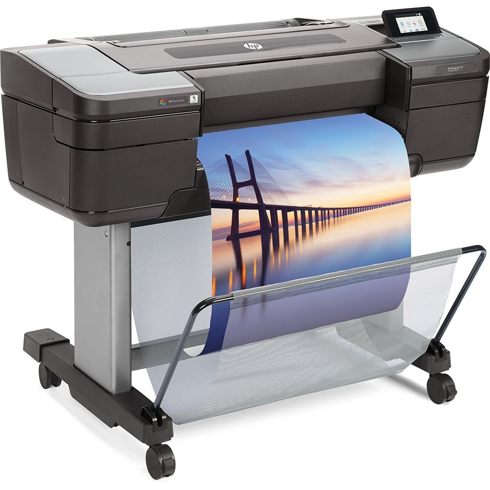 HP DesignJet Z6 Large Format Graphics Printer - 24