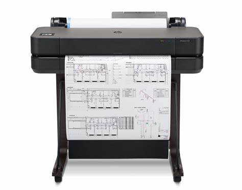 HP DesignJet T630 Large Format Printer - 24