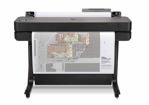 HP DesignJet T630 Large Format Printer - 36""