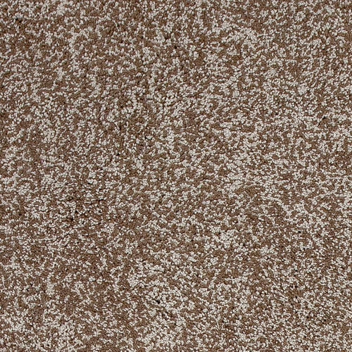 "7'6"" X 9'6"" Polyester Beige Heather Area Rug"