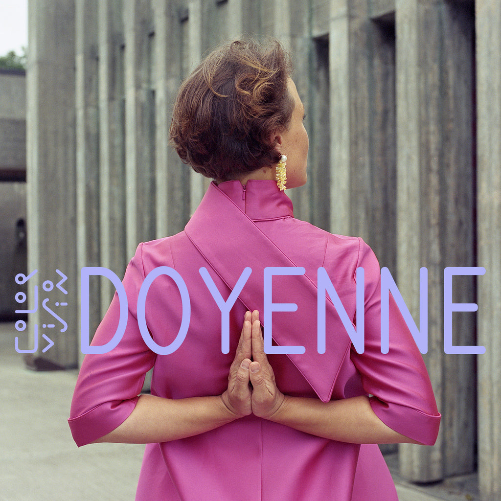 Color Vision Doyennes; Yoga teacher Benedicte Clementsen