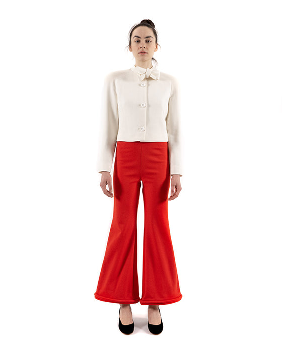 FARRAH wool knit pants