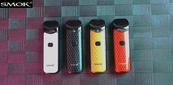 Smok Nord Pod System Starter Kit Review