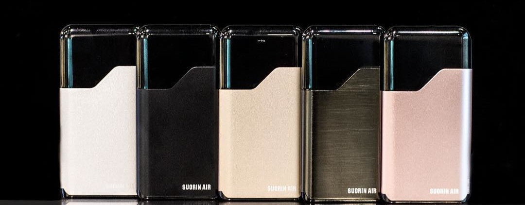 Suorin Drop vs Suorin Air: What's the Difference?