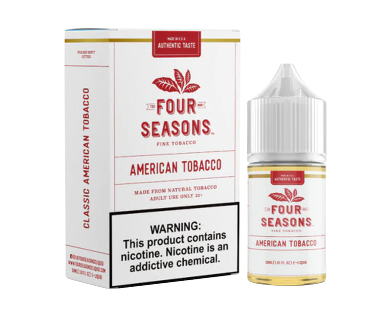 Four Seasons Salts, American Tobacco