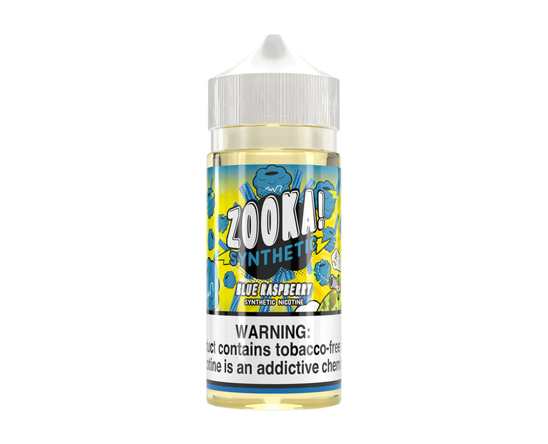 Zooka Vape Blue Raspberry