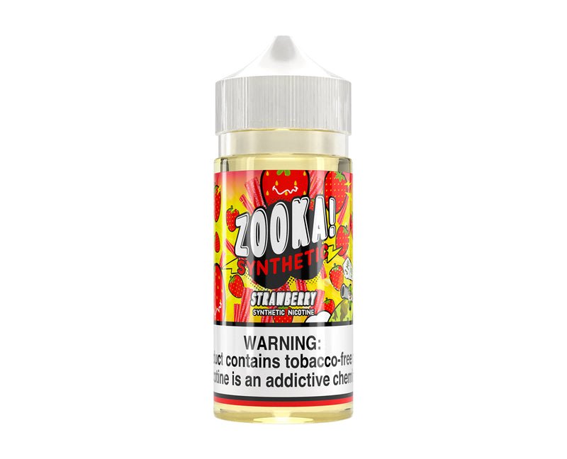Zooka Vape Strawberry