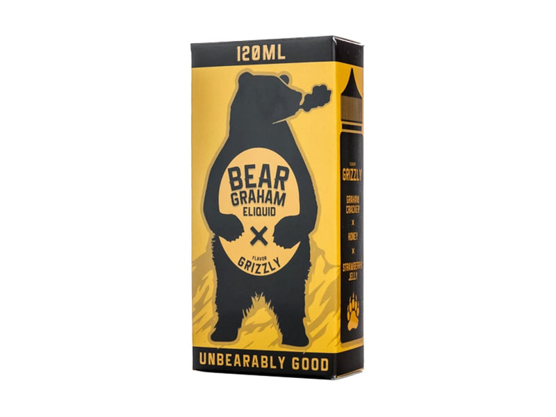 BEAR GRAHAM E-LIQUID GRIZZLY