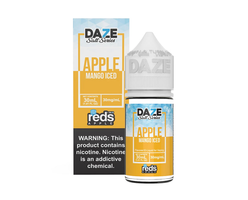 Daze Salt Apple Mango Iced