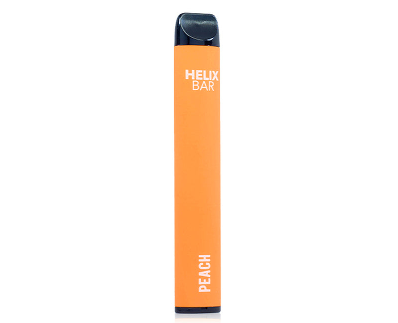 Helix Bar 5% Disposable Device, Peach