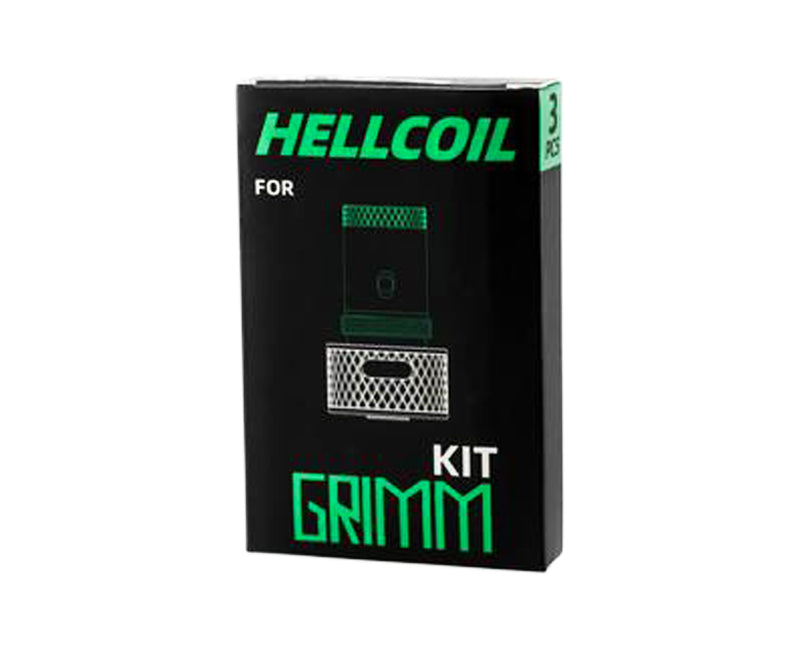 Hellvape GRIMM Replacement Coil 3 Pack