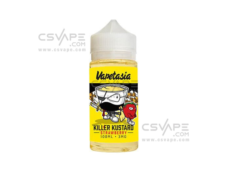 Vapetasia Strawberry Killer Kustard
