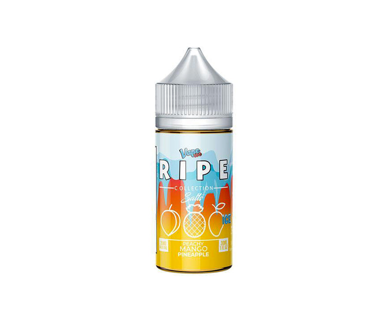 Ripe Collection Salts Peachy Mango Pineapple Iced