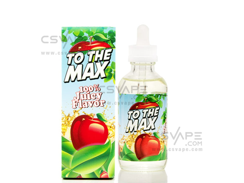 To The Max Apple Juice