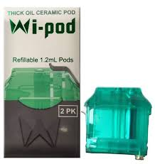 Wi-Pods Replacement Pods 2 pack