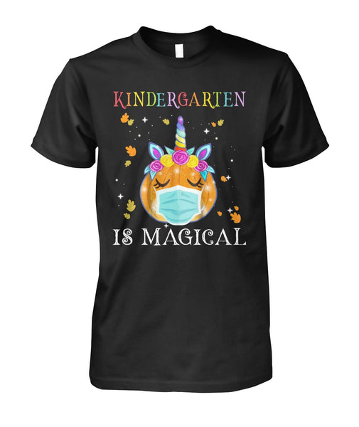 Kindergarten Is Magical Unicorn Halloween