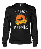 I Teach Little Pumpkins