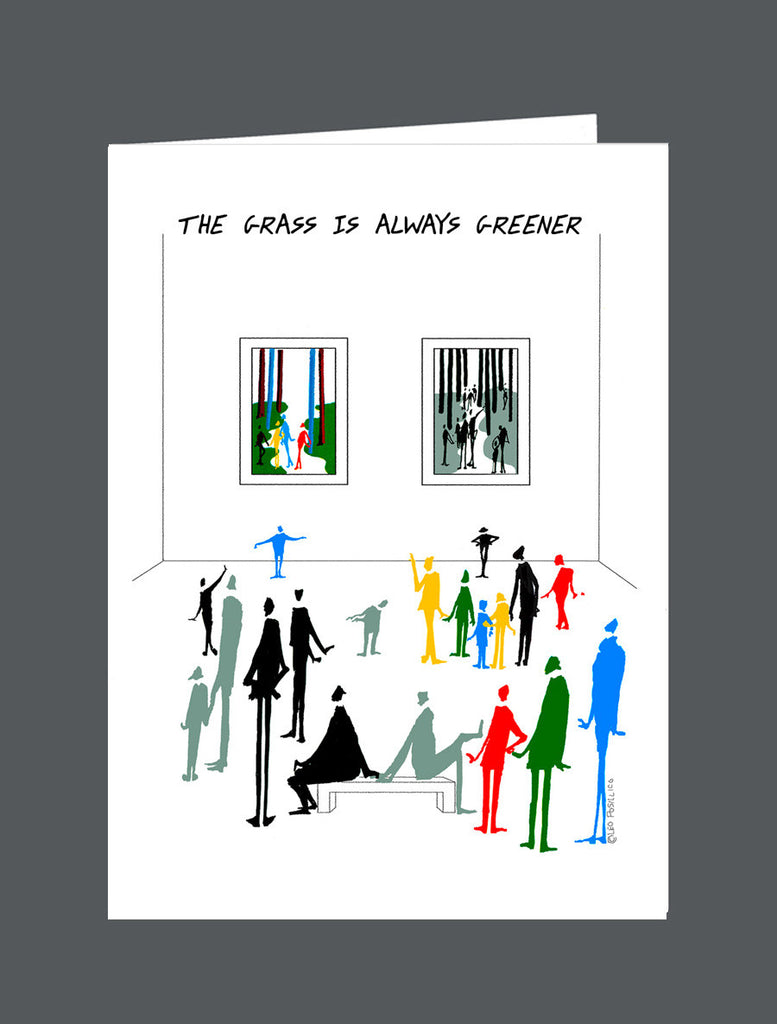 Leo posillico greeting card gallery series blank greeting card gallery series note card pack kristyandbryce Image collections