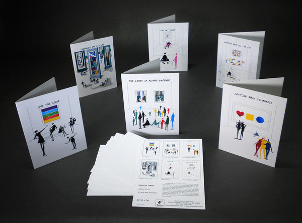 Gallery Card Pack