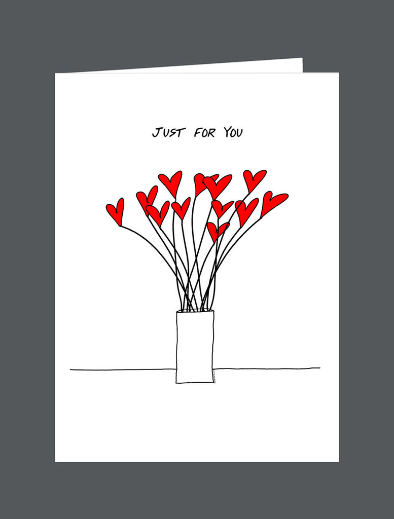 Just For You - Card