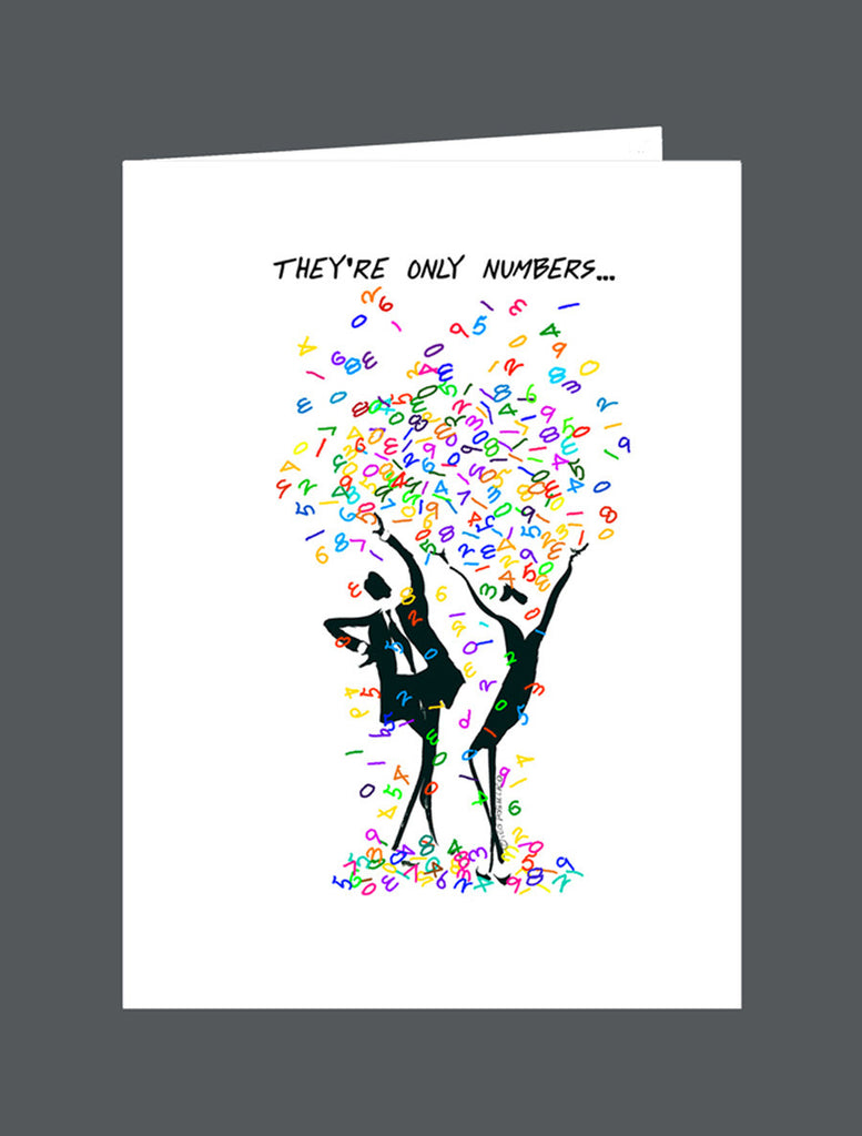 Leo Posillico Greeting Card Birthday Series Text Greeting Card Pack