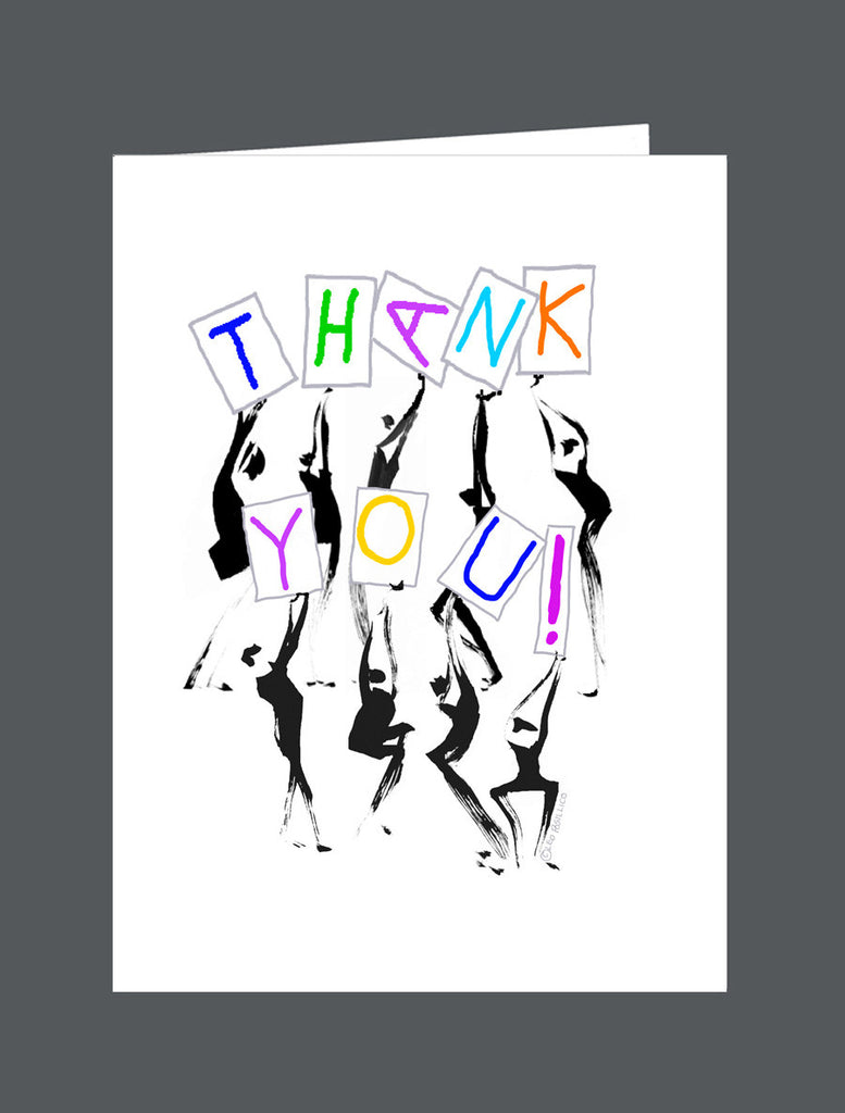 Thank You (Group) - Card