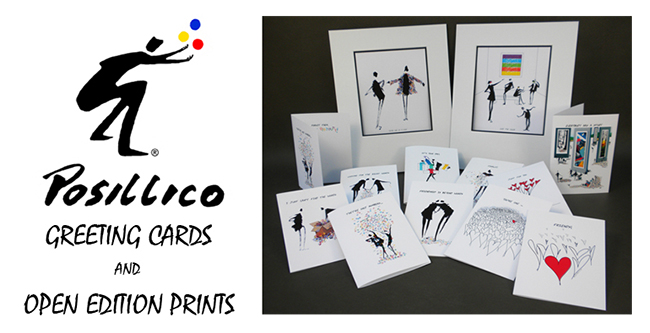 POSILLICO CARDS AND PRINTS