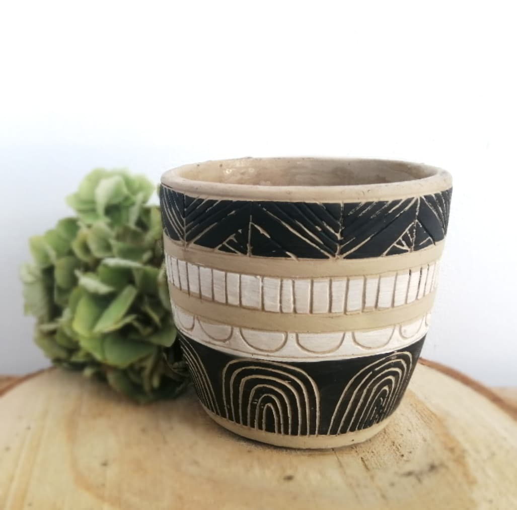 Tribal Pot Small