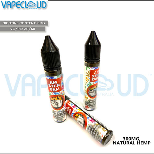Amsterdam Bulldog 300MG 30ML