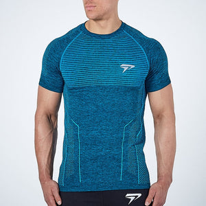 Bodybuilding jogging Tees Tops