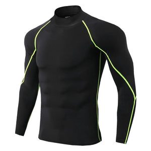 Running Compression Skinny t shirt