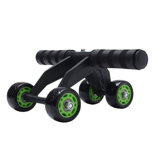 4 Wheel Abdominal Power Wheel Roller
