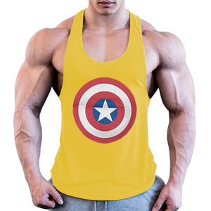 Bodybuilding Tank Top Men