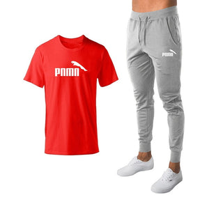 Men's Casual Tracksuit set