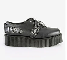 Load image into Gallery viewer, Demonia V-Creeper-508* Black Vegan Leather