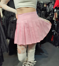 Load image into Gallery viewer, Baby Pink Pleated Skirt