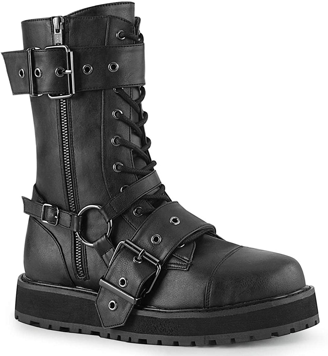 Demonia Valor-220 Harness Combat Boots